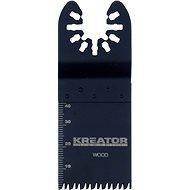 Kreator Rezný nôž na drevo 34 x 40 x 2 mm - Pílový list
