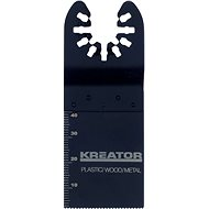 Kreator Rezný nôž na drevo/plast/kov 34 x 40 x 1,4 mm - Pílový list