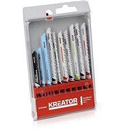 Kreator KRT045090 Súprava pílových listov na kombinované použitie - Súprava pílových listov