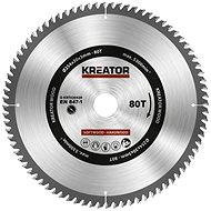 Kreator KRT020429, 254mm - Pílový kotúč na drevo
