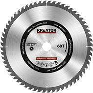 Kreator KRT020430, 305mm - Pílový kotúč na drevo