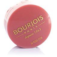 BOURJOIS Blush 34 Rose d´Or 2,5 g - Lícenka