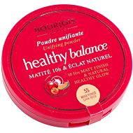 BOURJOIS Healthy Balance Poudre 55 Beige Foncé - Kompaktný púder
