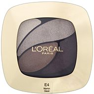ĽORÉAL PARIS Color Riche Les Ombres E4 Marron Glace 2,5 g - Očné tiene
