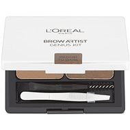 L'ORÉAL Brow Artist Genius Kit Medium to Dark 3,5 g - Paletka