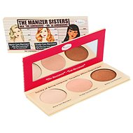 TheBalm The Manizer Sisters Palette 9 g - Paletka