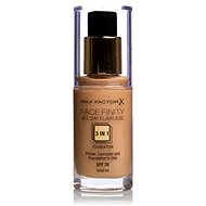 MAX FACTOR Facefinity 3 in 1 Foundation 60 Sand 30 ml - Tekutý make up