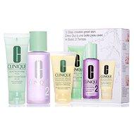 CLINIQUE 3 Step Skin Care Typ 2 - veľmi suchá až zmiešaná pleť - Súprava výrobkov na čistenie pleti
