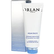 ORLANE Aqua Svelte Slimming Scrub With Algae & Sea Salt 200 ml - Telový peeling