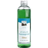 Jericho Masážny olej Citrus 250 ml - Masážny olej