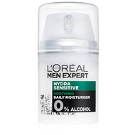 ĽORÉAL PARIS Men Expert Hydra Sensitive Protecting Moisturiser 24h. 50 ml - Pleťový krém