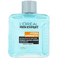 Loréal Men Expert Hydra Energetic Ice Impact After-shave Splash 100 ml - Voda po holení