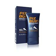 Piz Buin Mountain Suncream SPF15 40 ml - Opaľovací krém