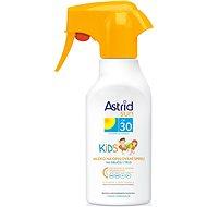 ASTRID SUN Detské mlieko na opaľovanie sprej SPF 30 200 ml - Mlieko na opaľovanie