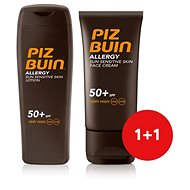 PIZ BUIN Allergy Sun Sensitive Skin Lotion SPF50 + + Piz Buin Allergy Sun Sensitive Skin Face Care S - Súprava