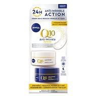 NIVEA Q10 Plus denná a nočná starostlivosť proti vráskám (50 ml + 50 ml) - Pleťový krém