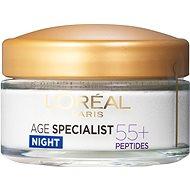 ĽORÉAL PARIS Age Specialist 55+ Night 50 ml - Pleťový krém