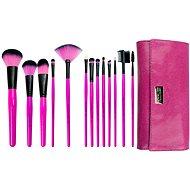 ROYAL & LANGNICKEL Pink Essentials™ Synthetic Wrap Kit 13 pcs - Súprava kozmetických štetcov