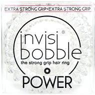INVISIBOBBLE Power Crystal Clear Set - Súprava gumičiek