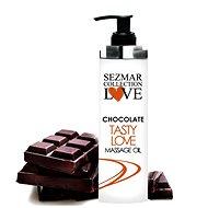 SEZMAR LOVE Massage Oil Chocolate 100 ml - Masážny olej