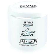 SEZMAR PROFESSIONAL Bath Salts Snow Flowers 500 g - Kúpeľová soľ