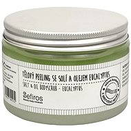SEFIROS Salt and Oil Body Scrub Eucalyptus 300 ml - Telový peeling