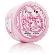 I LOVE… Whipped Sugar Body Scrub Pink Marshmallow 200 ml - Telový peeling