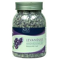 EZO Živá magnéziová sůl Levandule 650 g - Soľ do kúpeľa