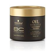 SCHWARZKOPF Professional BC Oil Miracle Gold Shimmer Treatment 150 ml - Maska na vlasy