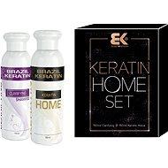 BRAZIL KERATIN Beauty Home Set - Súprava výrobkov na vlasy