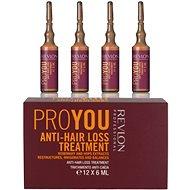 REVLON Pre You Anti-Hair Loss Treatment 12 x 6 ml - Vlasová kúra