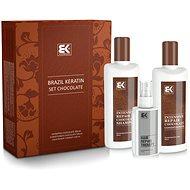 BRAZIL KERATIN Chocolate Set - Súprava výrobkov na vlasy