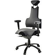 Therapia Comfort COM300 - čierno / sivá, L - Kancelárska stolička