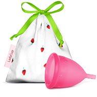 LadyCup Sweet Strawberry S (small) - Menštruačný kalíšok