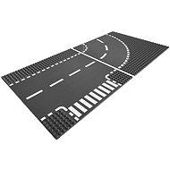 LEGO City 7281 Križovatka v tvare T a zákruty - Stavebnica