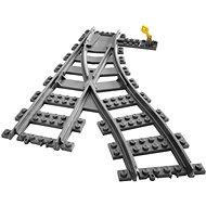LEGO City 7895 Vlaky, Koľaje výhybky - Stavebnica