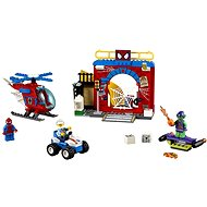 LEGO Juniors 10687 Spider-man Hide-out - Stavebnica