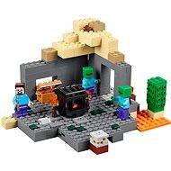 LEGO Minecraft 21119 Hladomorňa - Stavebnica