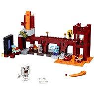 LEGO Minecraft 21122 Podzemná pevnosť - Stavebnica