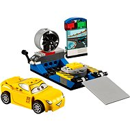 LEGO Juniors 10731 Závodný simulátor Cruz Ramirezové - Stavebnica