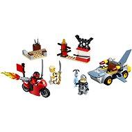LEGO Juniors 10739 Žraločí útok - Stavebnica