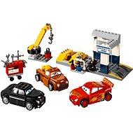 LEGO Juniors 10743 Čmoudíkova garáž - Stavebnica