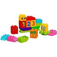 LEGO DUPLO 10831 Moja prvá húsenica - Stavebnica