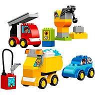 LEGO DUPLO 10816 Moja prvá autíčka a nákladiaky - Stavebnica