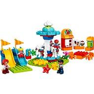 LEGO DUPLO Town 10841 Zábavná rodinná púť - Stavebnica