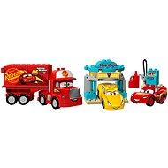 LEGO DUPLO Cars TM 10846 Kaviareň Flo - Stavebnica