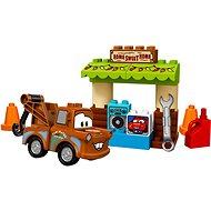 LEGO DUPLO Cars TM 10856 Burákova garáž - Stavebnica