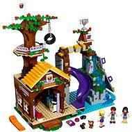 LEGO Friends 41122 Dobrodružný tábor - Dom na strome - Stavebnica