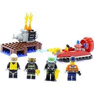 LEGO City 60106 Hasiči, Hasiči - Štartovacia súprava - Stavebnica