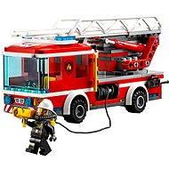 LEGO City 60107 Hasiči, Hasičské auto s rebríkom - Stavebnica